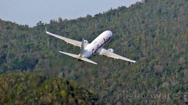 Boeing 737-700 (9Y-JMC)