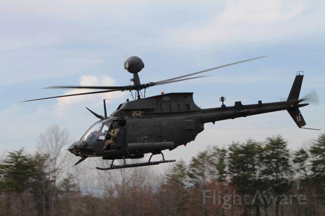 00-0352 — - Bell OH-58D Kiowa