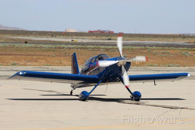 TEAM ROCKET F-1 (N76TR) - Experimental  fly-in 15 April 17