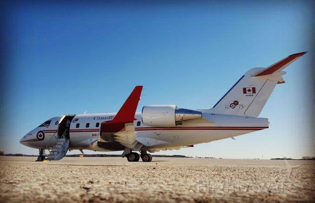 Canadair Challenger (14-4618) - CanForce1