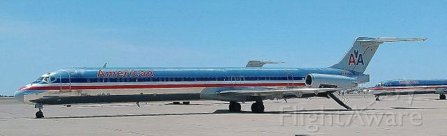 McDonnell Douglas MD-82 (N426AA) - Mothballed to KROW Boneyard 08/21/18