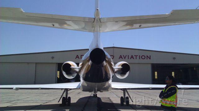 Dassault Falcon 50 —