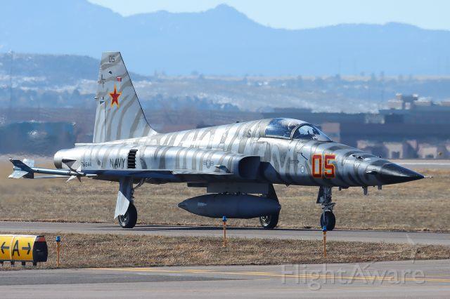 Northrop RF-5 Tigereye (76-1544) - VFC-13 Saint Adversary