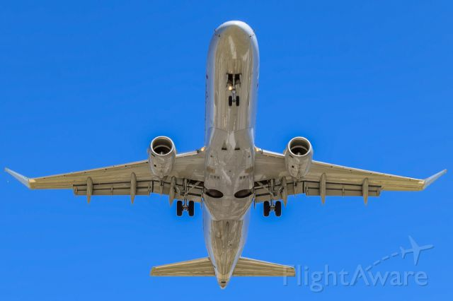 Embraer 170/175 (N217NN) - A different perspective for this shot