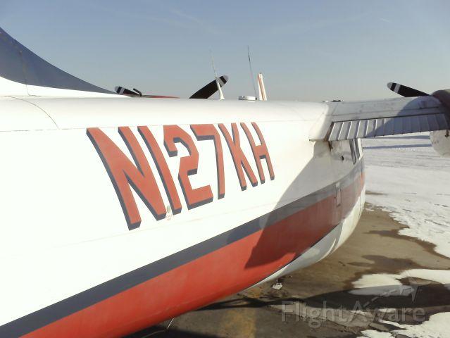 Aero Commander 500 (N127KH)