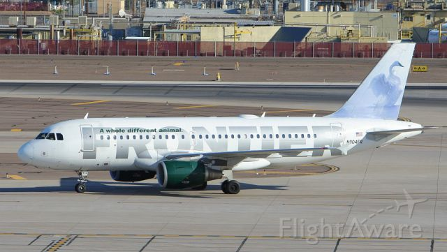 Airbus A320 (N904FR)