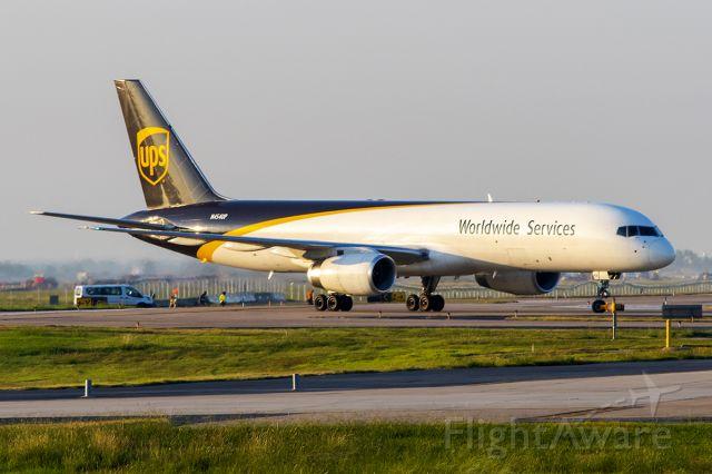 Boeing 757-200 (N454UP) - 9/25/2020