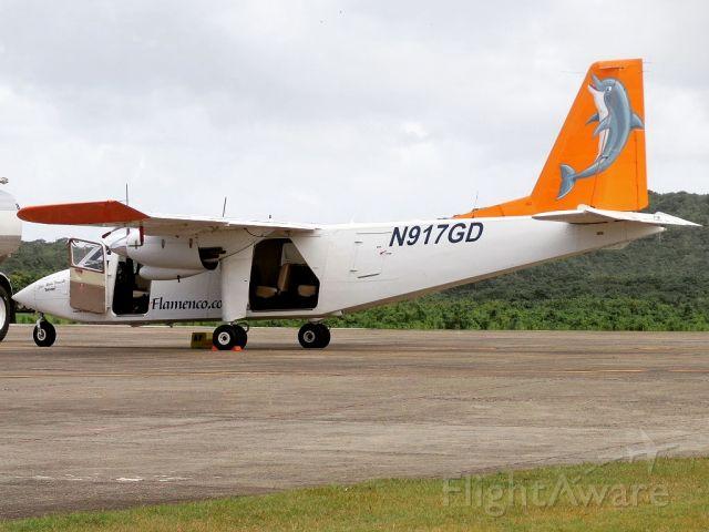 ROMAERO Islander (N917GD)