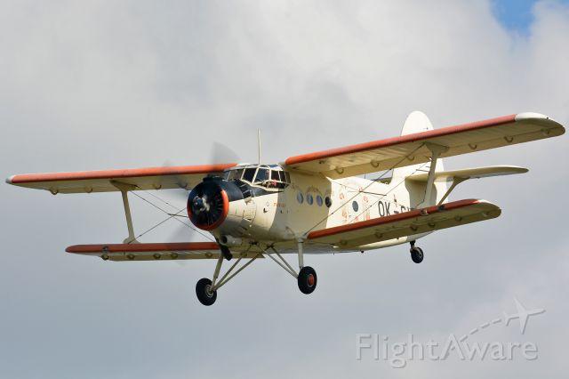 Antonov An-2 (OK-GIC) - OTT19