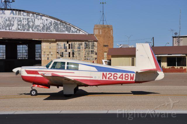 Mooney M-20 (N2648W)