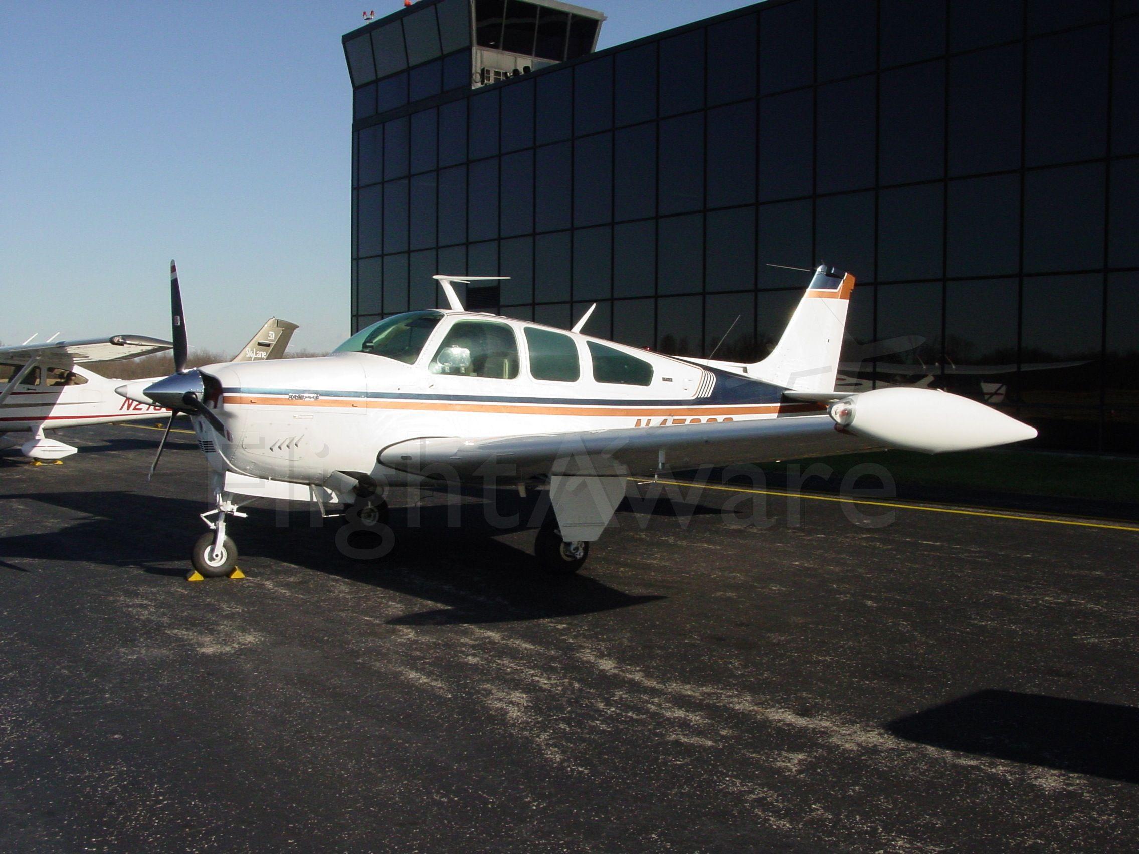 Beechcraft Bonanza (33) (N4533S)