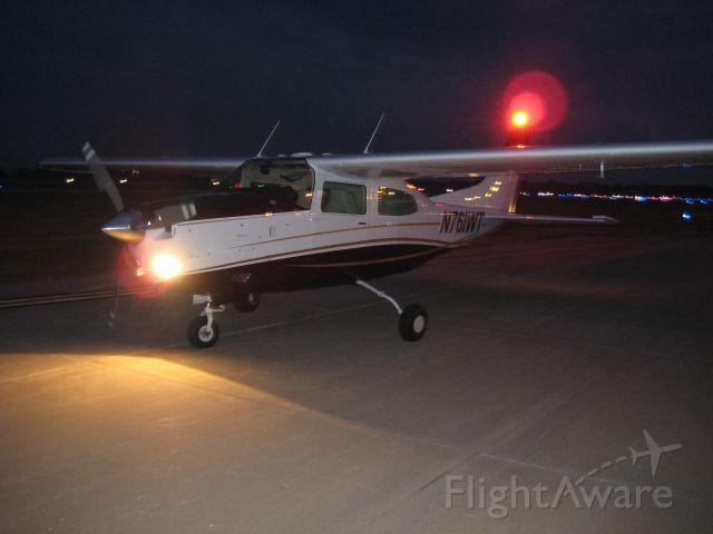 Cessna Centurion (N761WT) - Cessna T210M