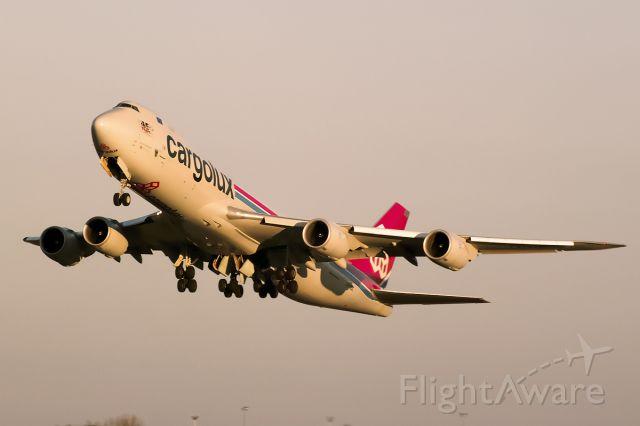 BOEING 747-8 (LX-VCE)