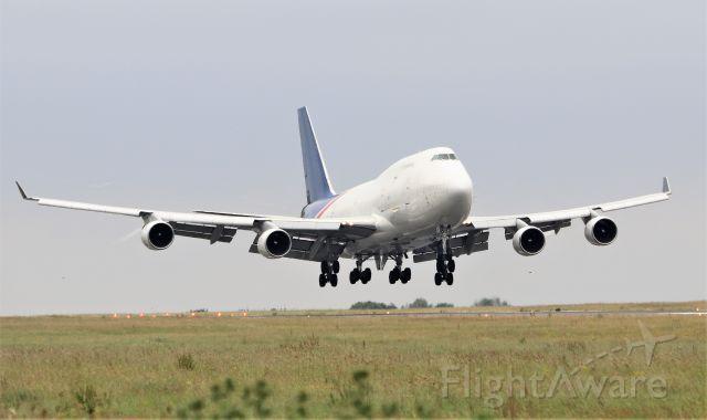 Boeing 747-400 (ER-JAI) - aerotranscargo b747-412f er-jai landing at shannon from china with ppe 13/6/20.