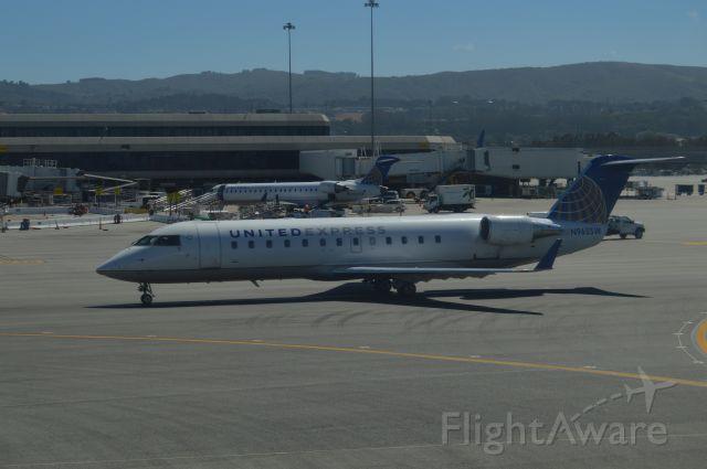 Canadair Regional Jet CRJ-200 (N9655W)