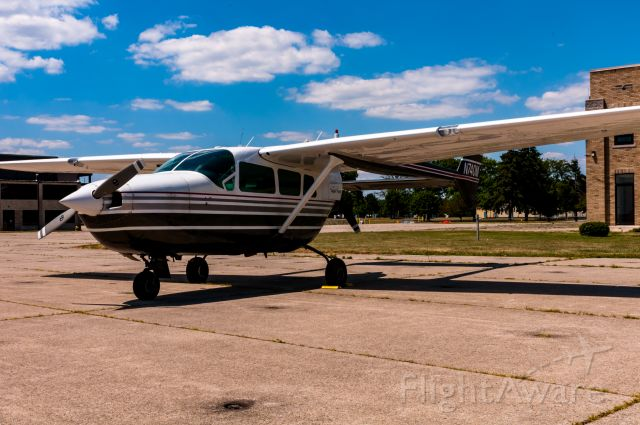 Cessna 336 Skymaster (N740M)