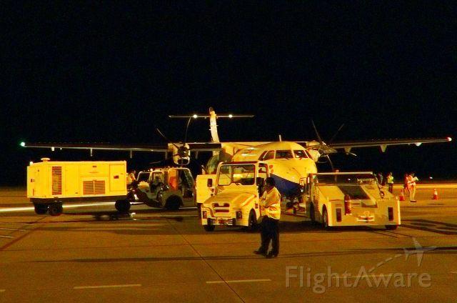 Aerospatiale ATR-42-300 (HS-PGC)
