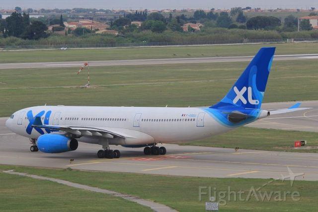 Airbus A330-200 (F-GSEU) - MAI 2018