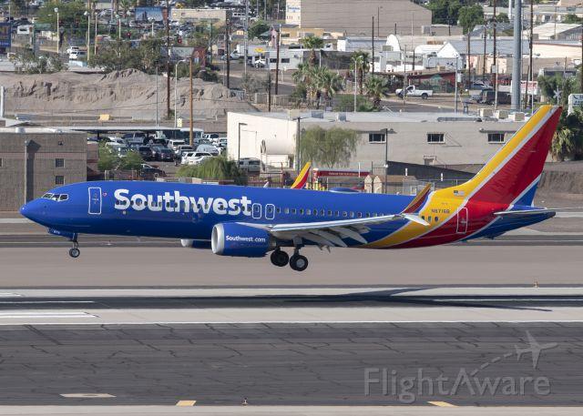 Boeing 737 MAX 8 (N8716B)