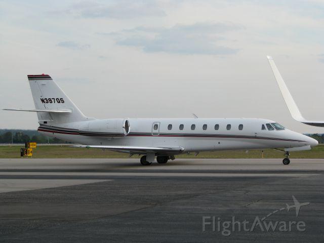 Cessna Citation Sovereign (N397QS) - CESSNA 680