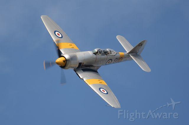 WAR Hawker Sea Fury (G-INVN)