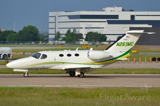 Cessna Citation Mustang (N251MC)