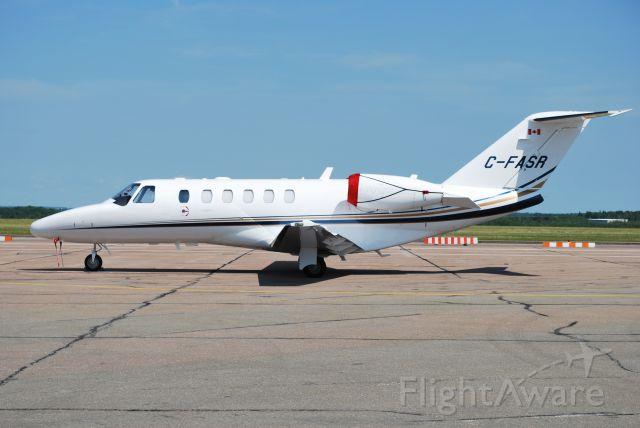 Cessna Citation CJ2+ (C-FASR) - On VIP ramp