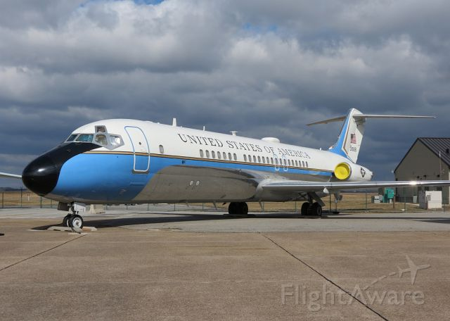 73-1682 — - VC-9C - Former AF2 at the Air Mobility Command Museum at Dover AFB