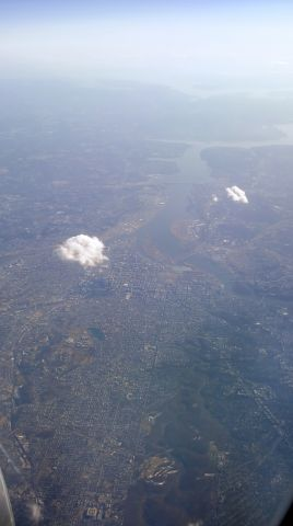 — — - Washington DC and vicinity from 26K