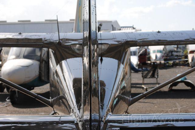 Cessna Skycatcher (N6027A)