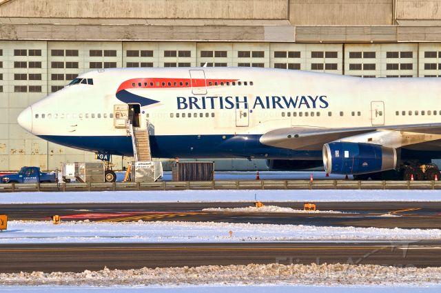 Boeing 747-400 (G-BYGA)