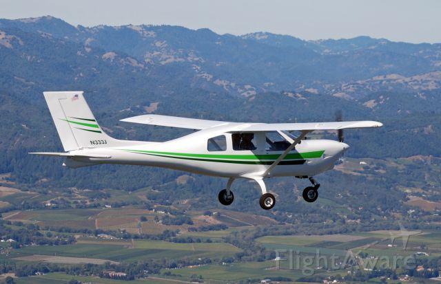 Cessna Citation CJ1 (N333J) - Jabiru J-250 Experimental Light Sport Built by Robert Gutteridge