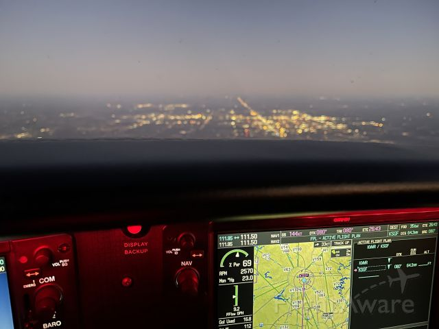 N136RW — - Instrument approach at KSGF