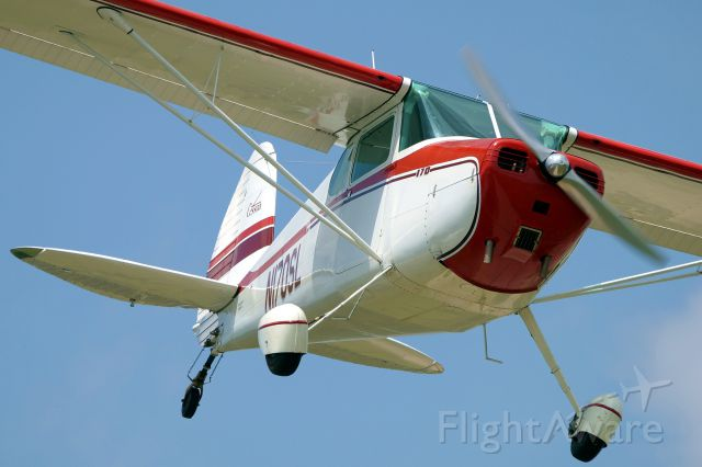 Cessna 170 (N170SL) - 16 approach