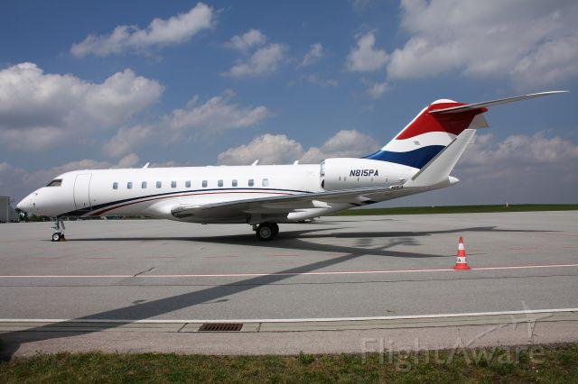 Bombardier Global 5000 (N815PA)