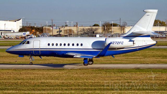 Dassault Falcon 2000 (N272FC)