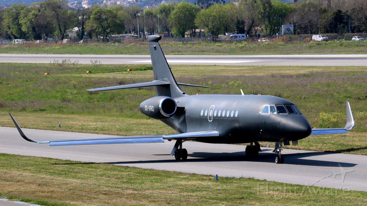 Dassault Falcon 2000 (OO-VRO)