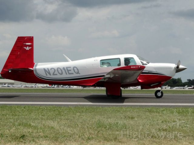 Mooney M-20 (N201EQ)