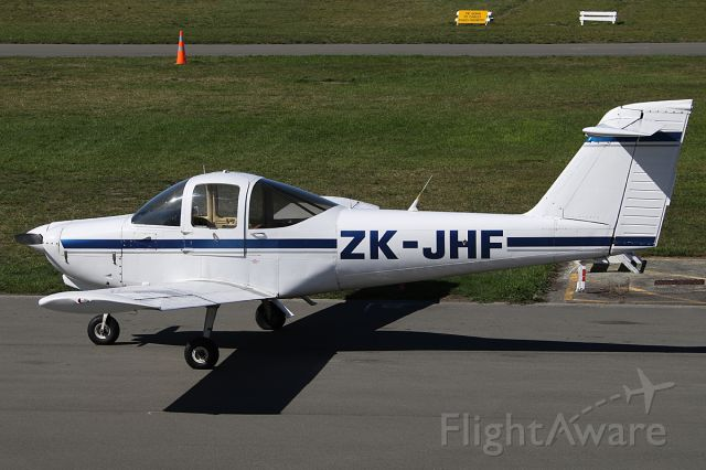 Piper Tomahawk (ZK-JHF) - on 1 April 2018
