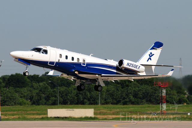 IAI Gulfstream G100 (N250EX) - Headed to Reno, NV