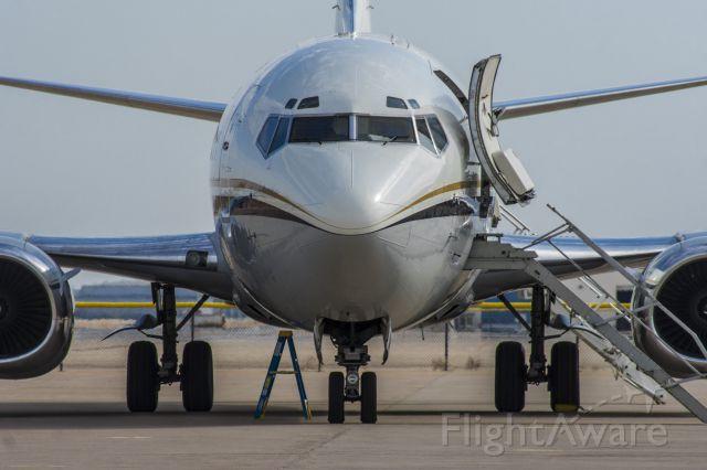 BOEING 737-400 (N980ST)