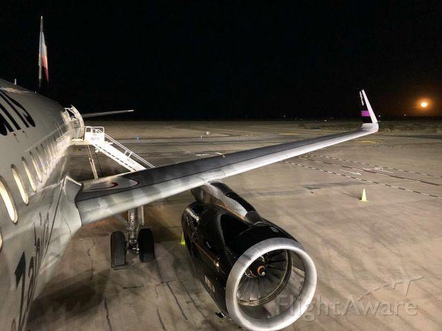 Airbus A320 (N520VL)