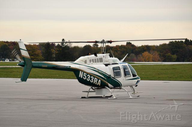 Bell JetRanger (N533RA)