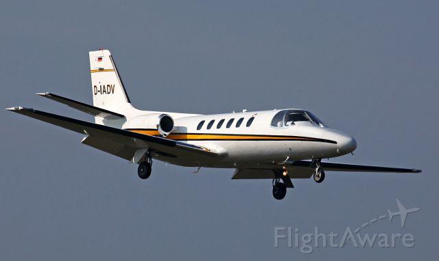 Cessna 551 Citation 2SP (D-IADV)