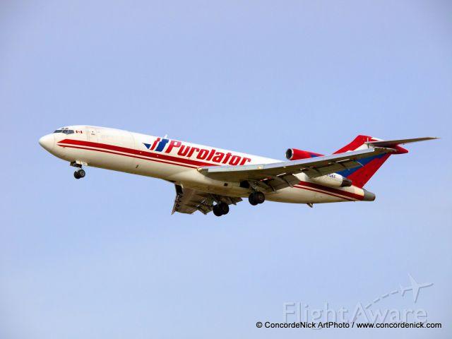 BOEING 727-200 (C-GQKF) - Spotting