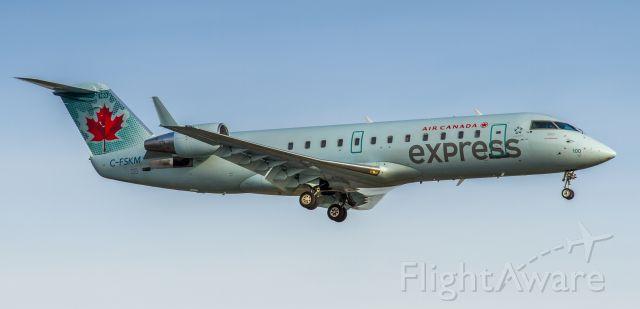 Canadair Regional Jet CRJ-100 (C-FSKM)