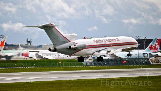 BOEING 727-200 (N726CK) - KFS726 from KSLN on final to Rwy 16R on 5/4/14. (LN:1680 / cn 21951).