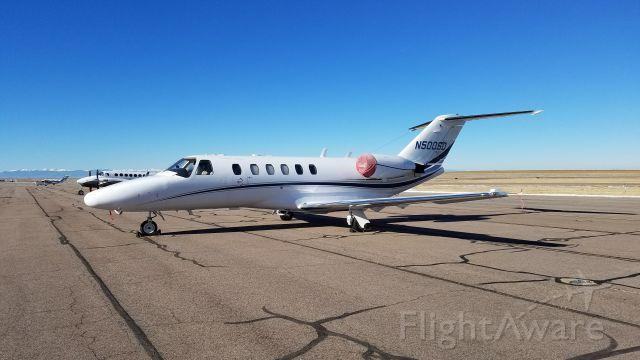 Cessna Citation CJ2+ (N500SD)