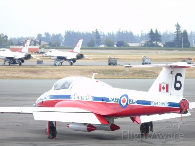 Canadair CL-41 Tutor (11-4009)