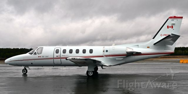 Cessna Citation II (C-FKCE)